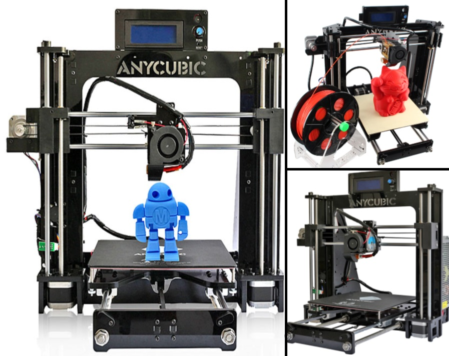 Anycubic prusa i3 3D Printer Education diy