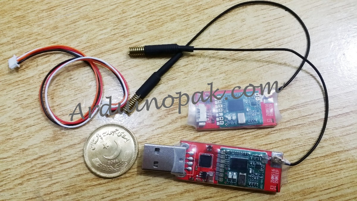 Telemetry Kit 433Mhz 3DR wireless radio compitible