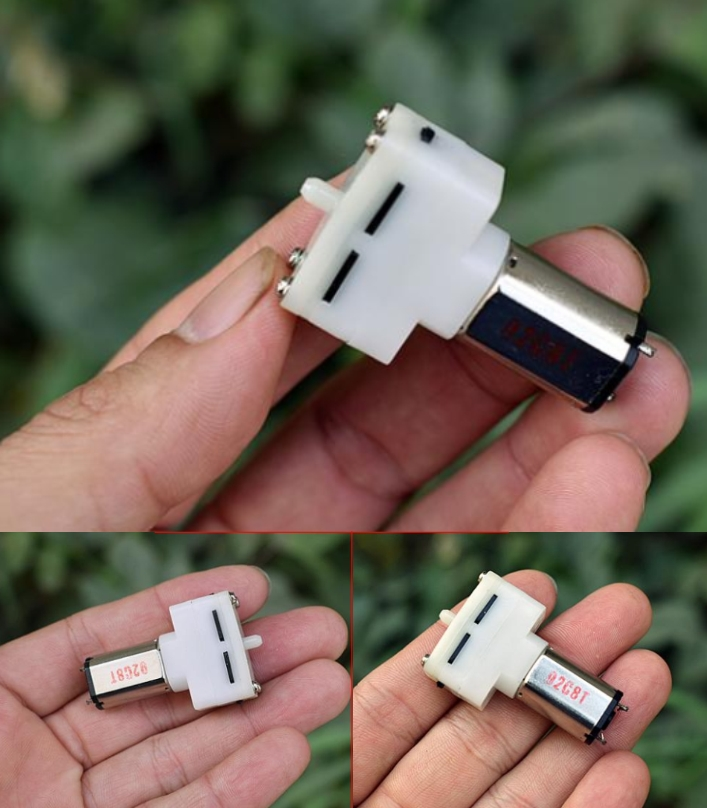 Small mini air pump motor DC 3V-5V micro