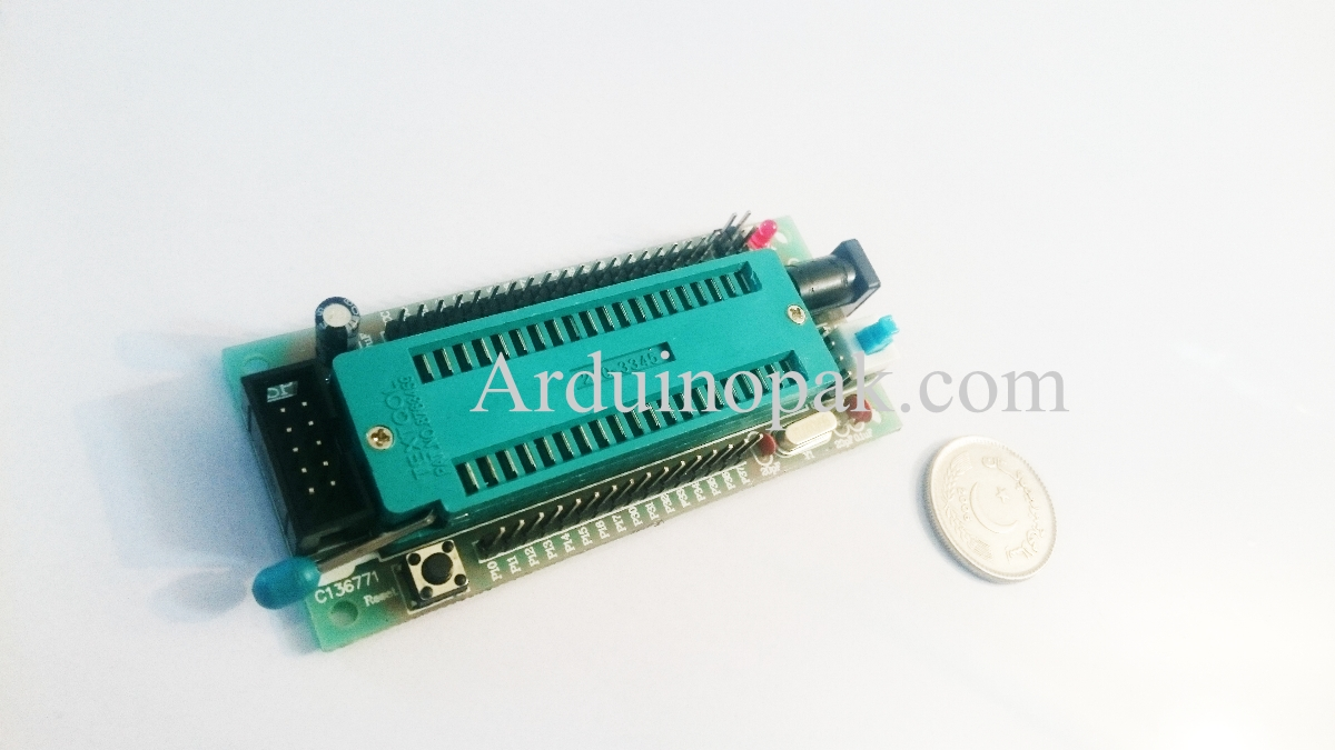 8051/89CXX/89SXX Development board Microcontroller