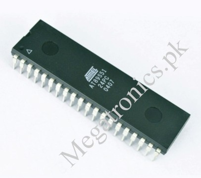8051/ AT89S51 Microcontroller DIP-40 ATMEL MCU
