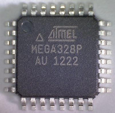 ATMEGA328P-AU SMD Atmel 32KB flash Microcontroller