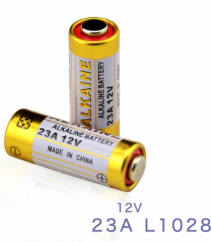 23A 12V L1028 GP Alkaline Battery cell