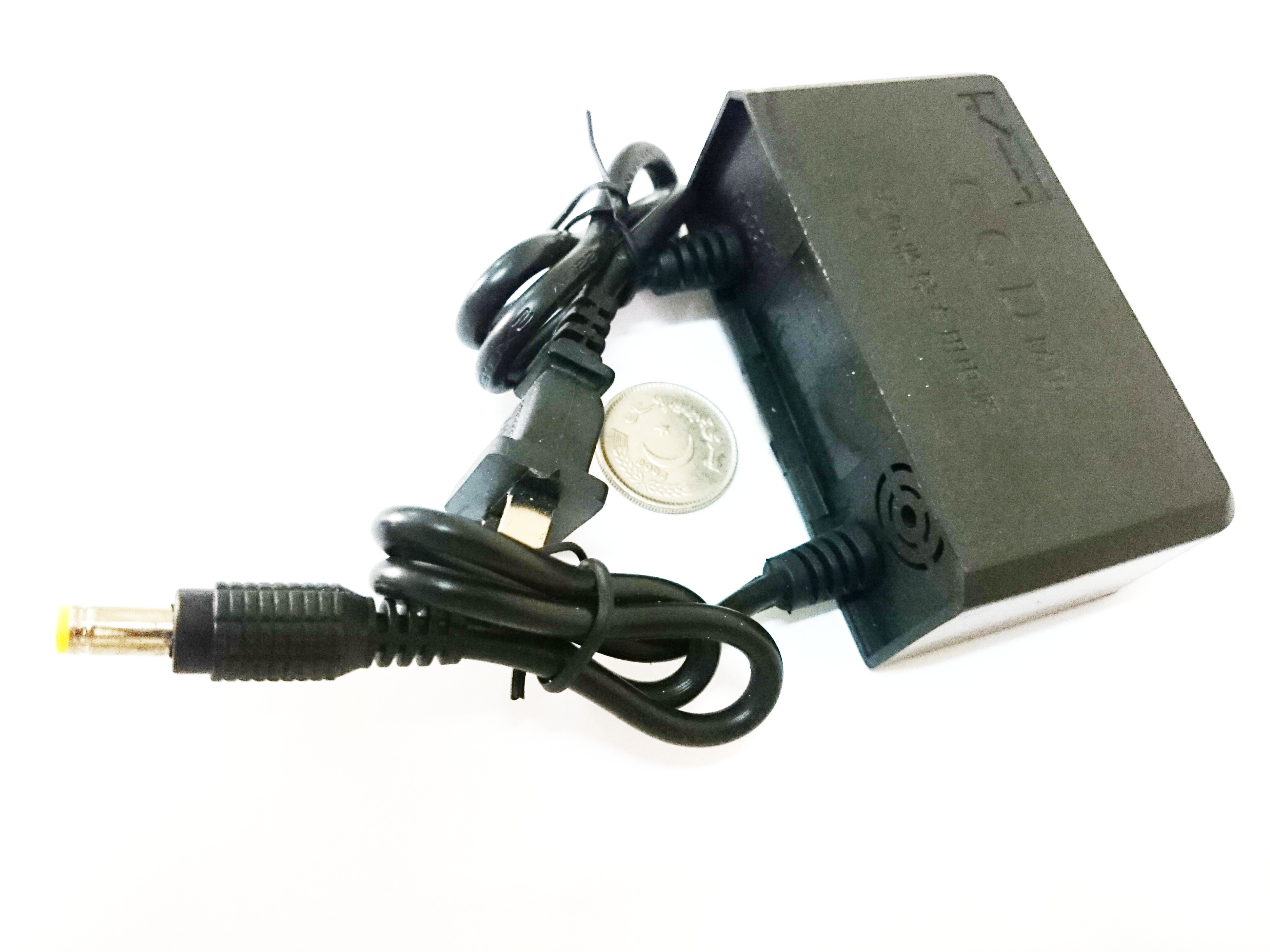 12V DC 3A power supply adapter charger Input 220 V