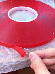 Acrylic crystal double sided adhesive tape 10M x10