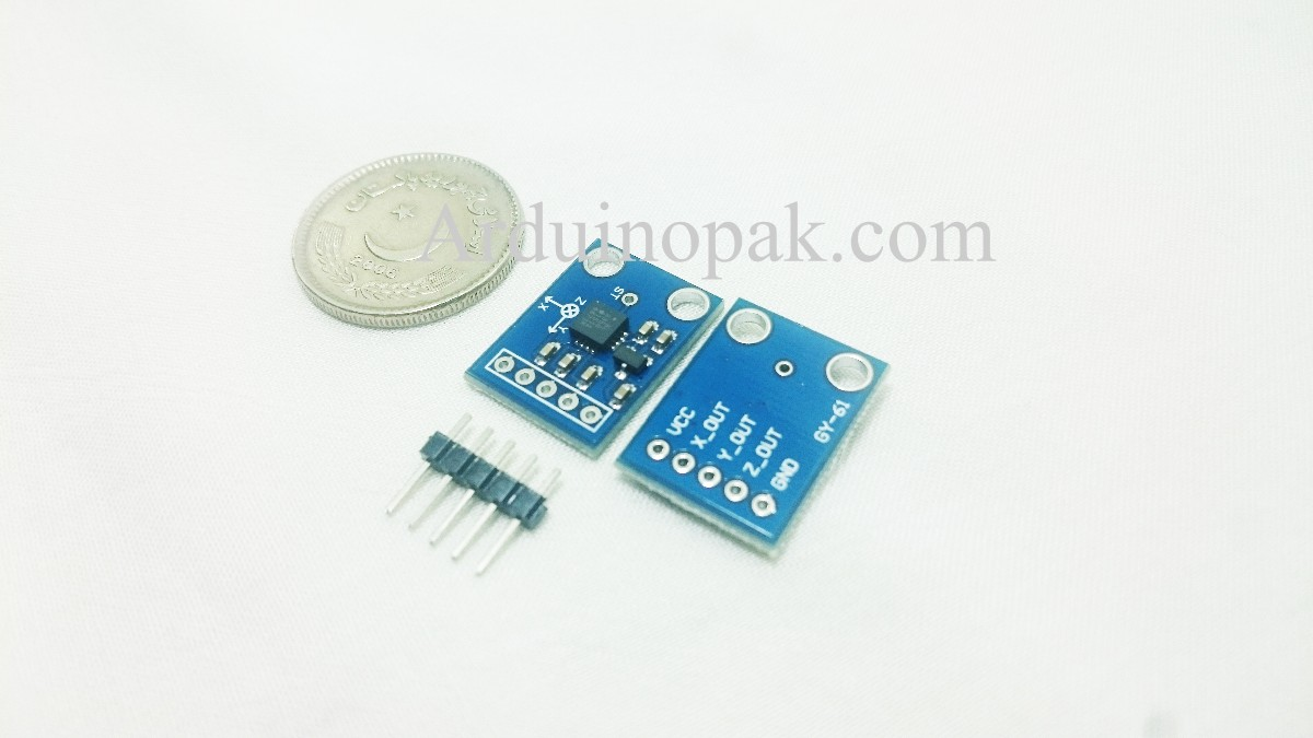 GY-61 ADXL335 3-Axis Compass Accelerometer Module