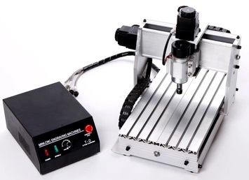 3 Axis 3020T 200W CNC Router Engraver Engraving Mi