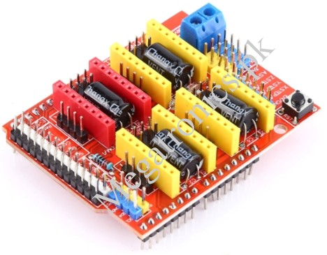 CNC 3D printer Shield V3 A4988  Expansion Board