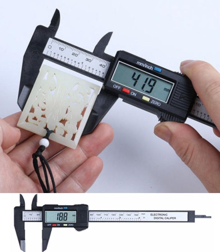 Electronics digital vernier caliper 0-150mm