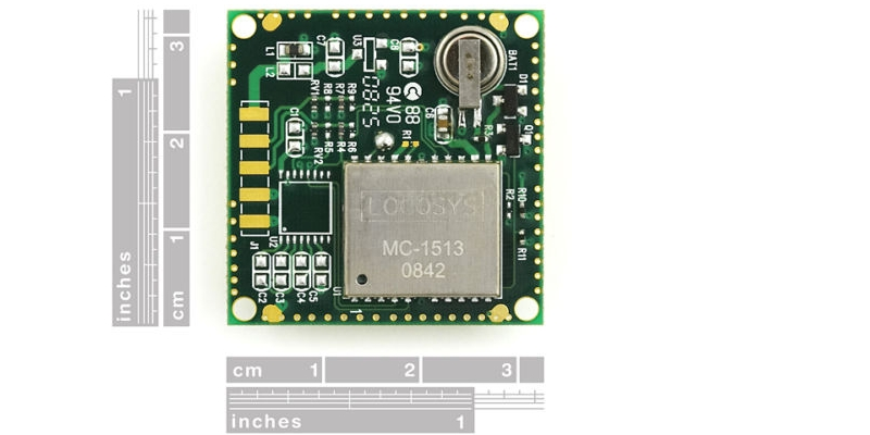 66-Channel LS20031 GPS 5Hz Receiver Module