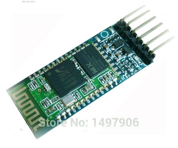 HC-05 Wireless Bluetooth Transceiver Module Host M