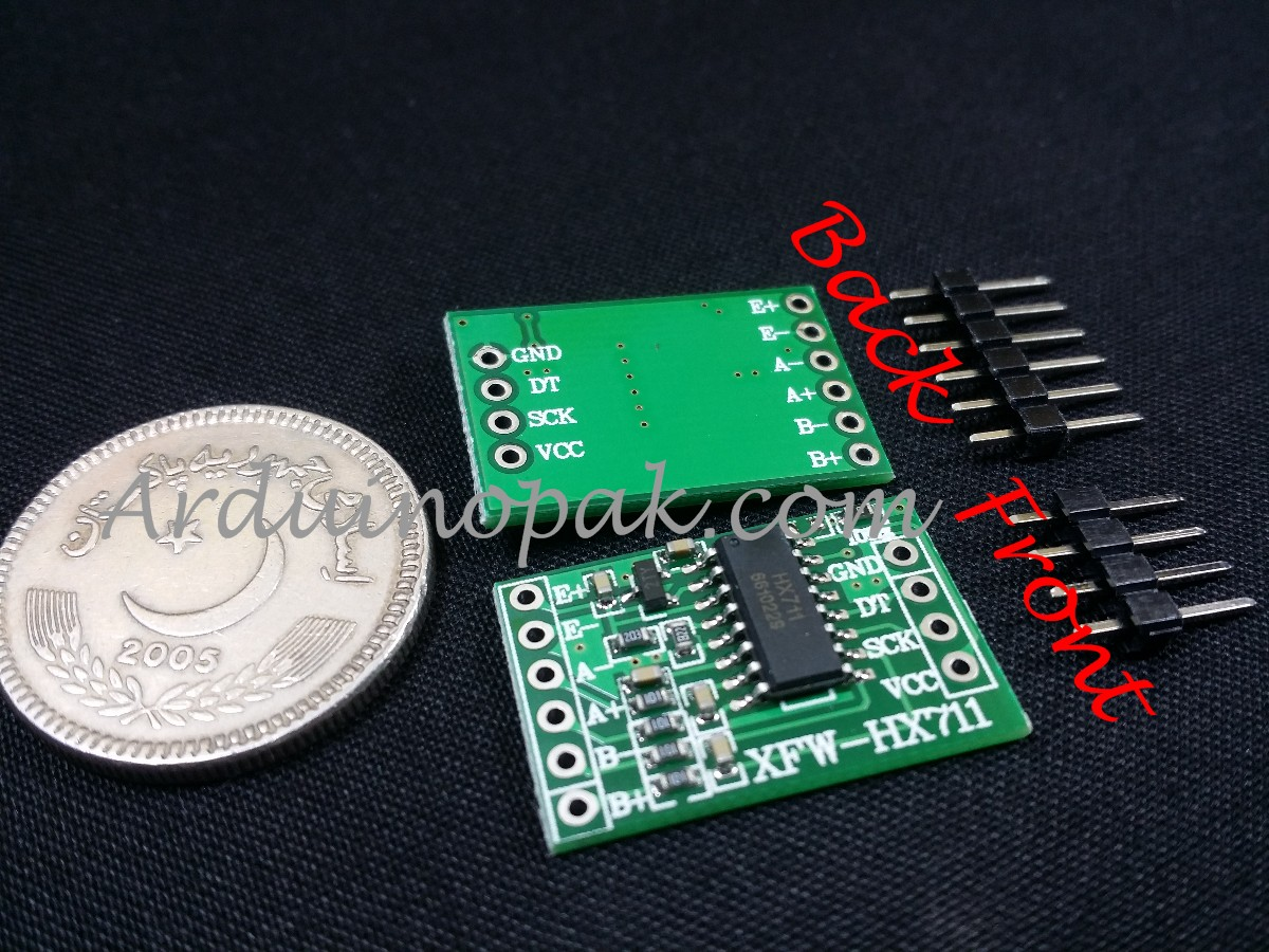 HX711 Weighing Sensor 24-bit A/D Conversion Adapte