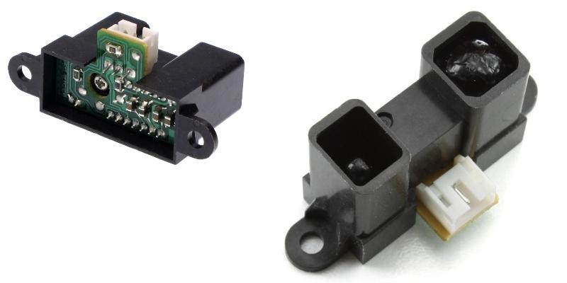 sharp distance Infrared Proximity Sensor Long Rang