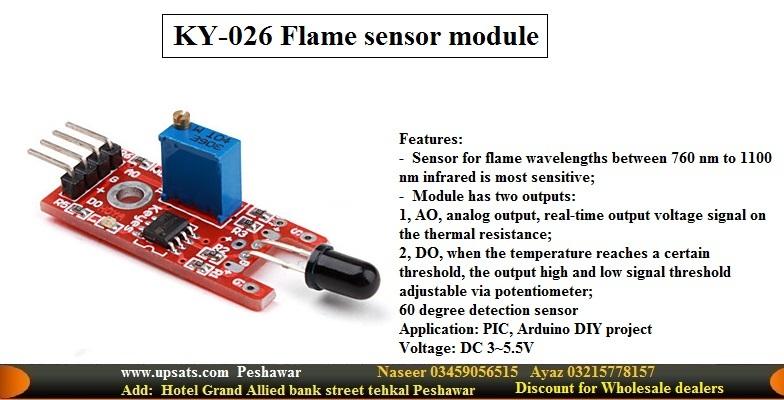 Fire Flame sensor Module KY-026