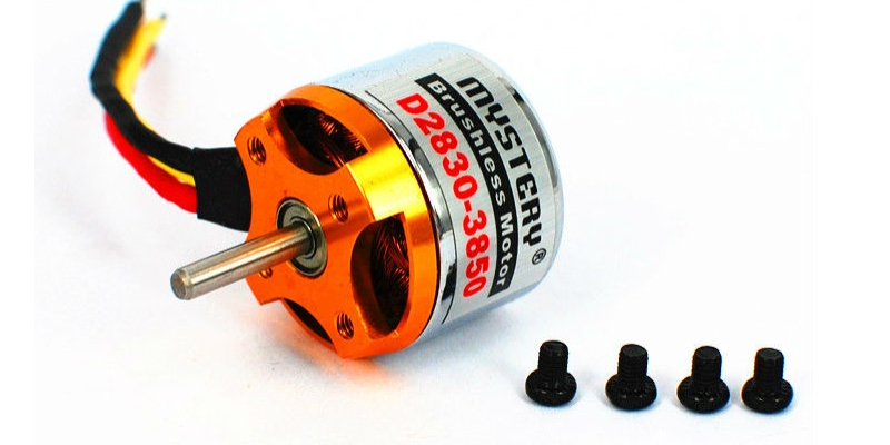 H2212 2830 3850KV Out runner Brushless Motor