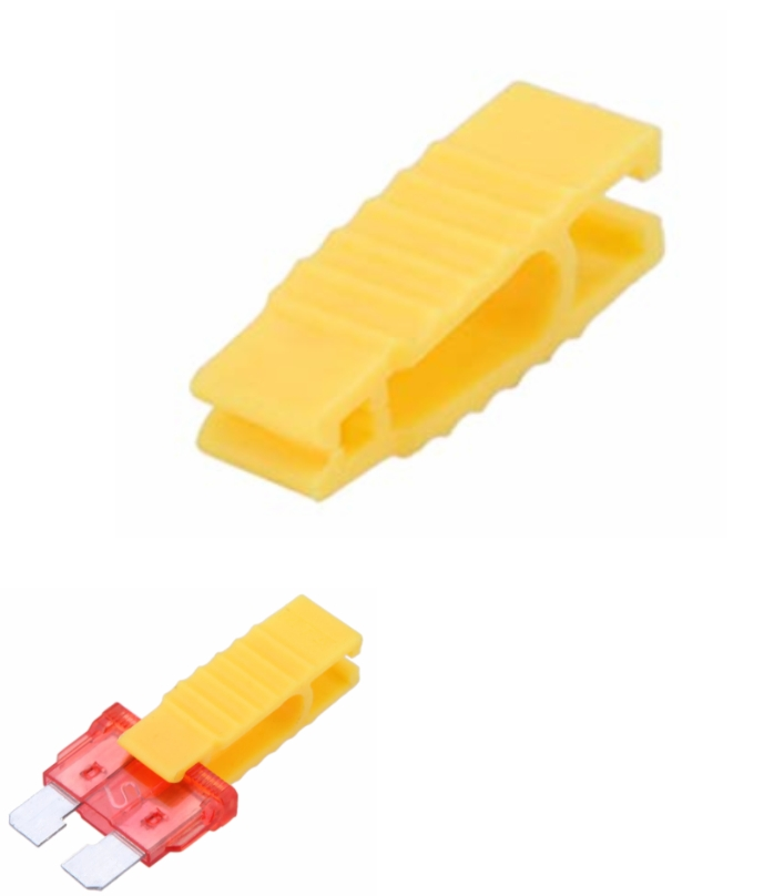 Car Automotive Blade Fuse Puller Insertion Removal