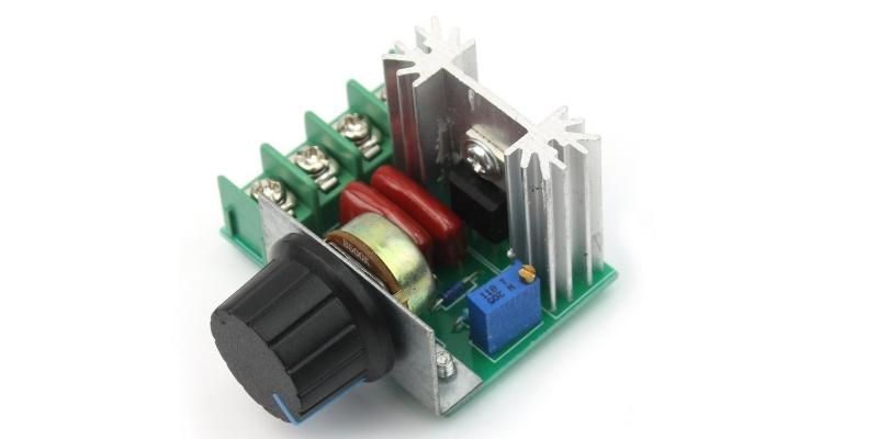 AC 220V SCR adjustable Voltage Regulator Module