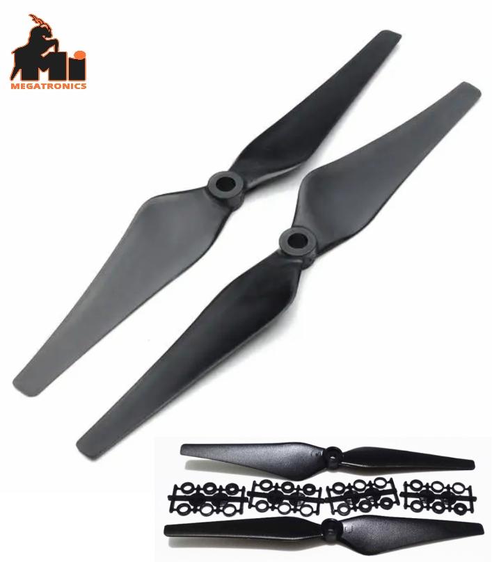 9443 9 inch Nylon propeller CW+CCW set F450 F550 R