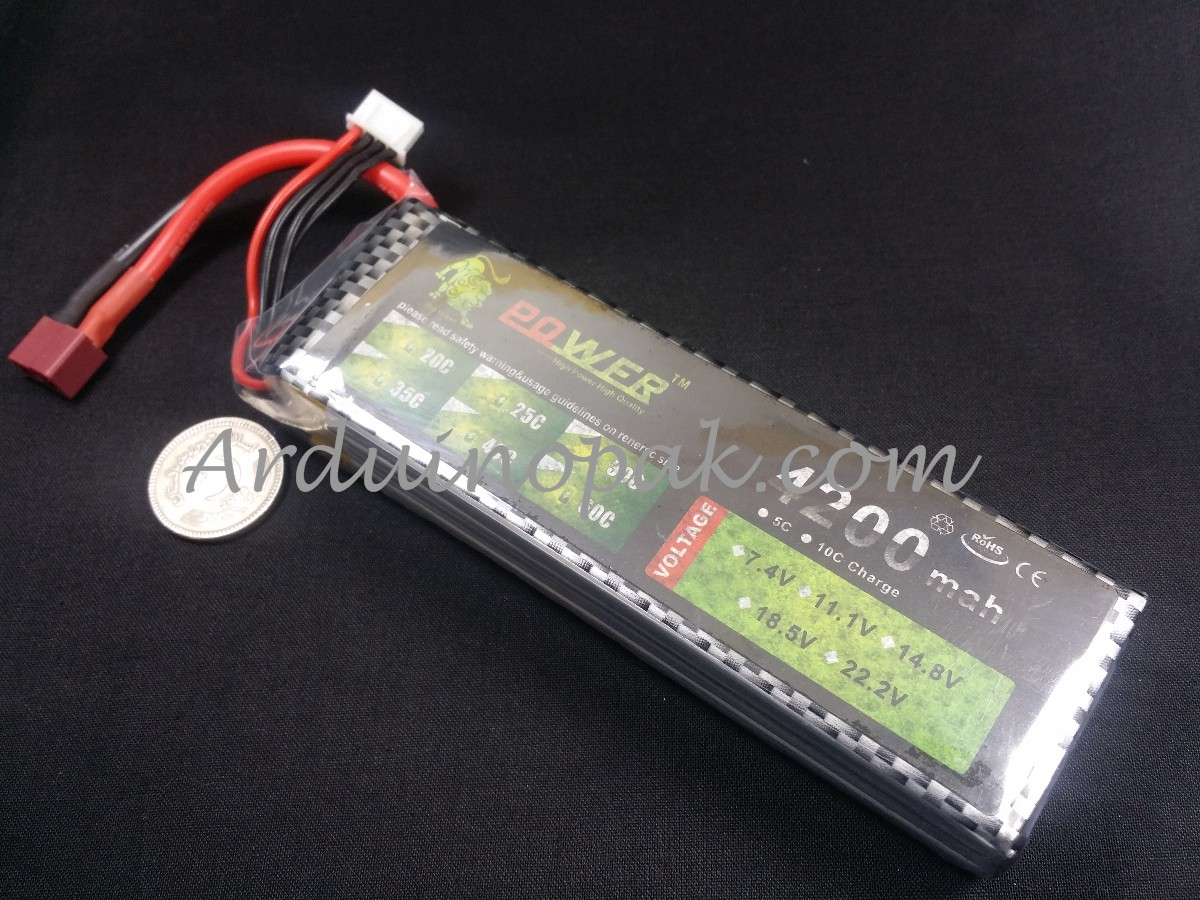Lipo battery 4200mAh 11.1V 30C 3S Li-po 3 cell DJI