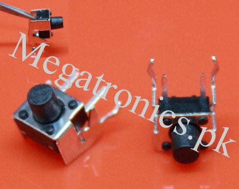 Momentary Tactile Tact Push Button Switch 6x6x8mm