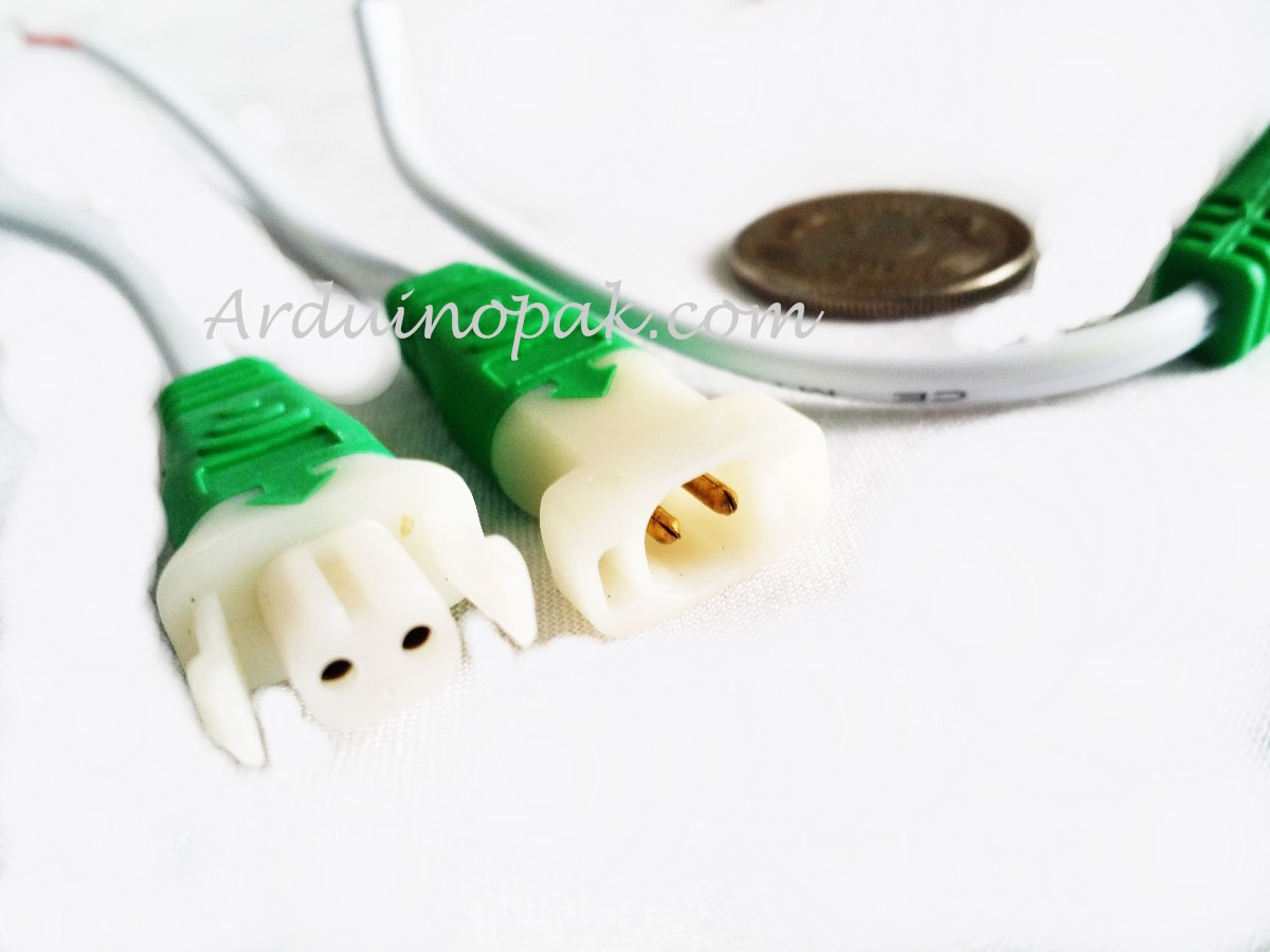 Male Female Connector 15cm DC Power Connector Adap