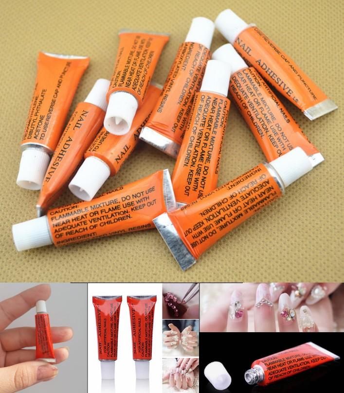 Nail Jewelry Adhesive glue Rhinestones Super Liqui