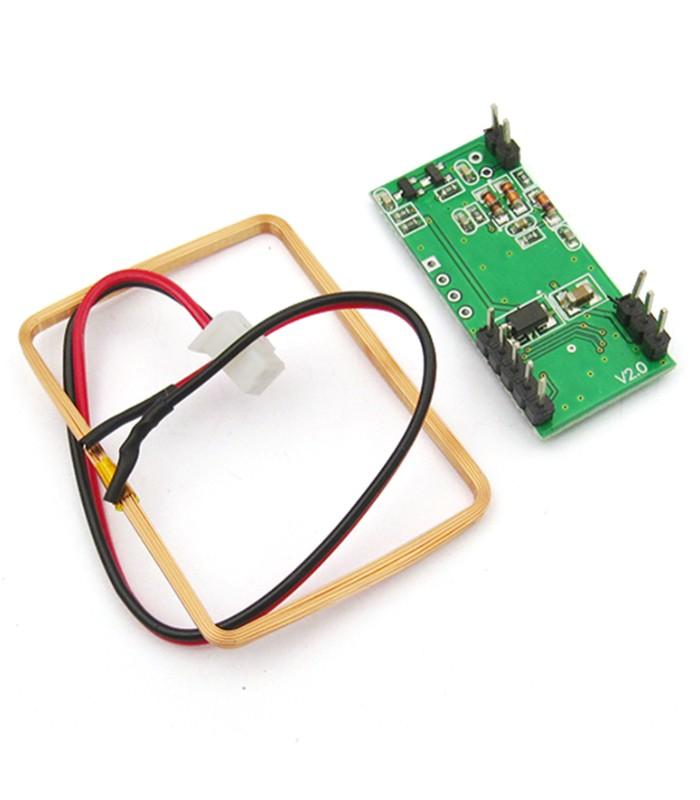 125KHz Serial UART RFID Card Reader module