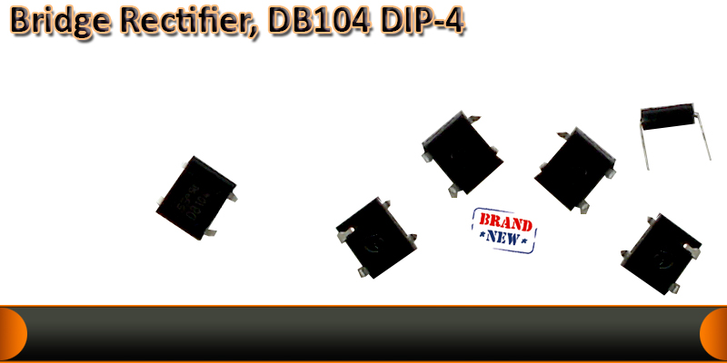 DB104   Bridge rectifier DIP-4