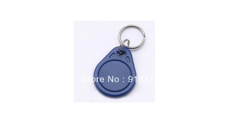 RFID 13.56MHZ S50 fudan key chain