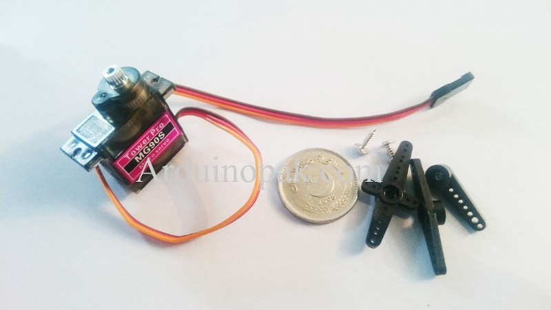 TowerPro MG90 Metal gear micro servo