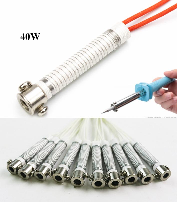 40W Mica heater soldering iron heating element