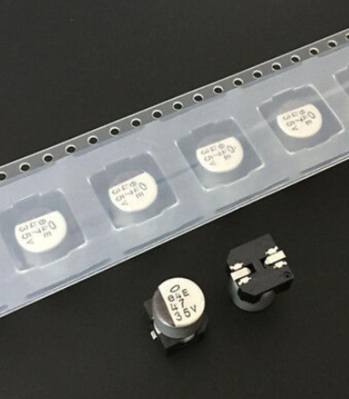 47uf 35v SMD aluminum electrolytic capacitor