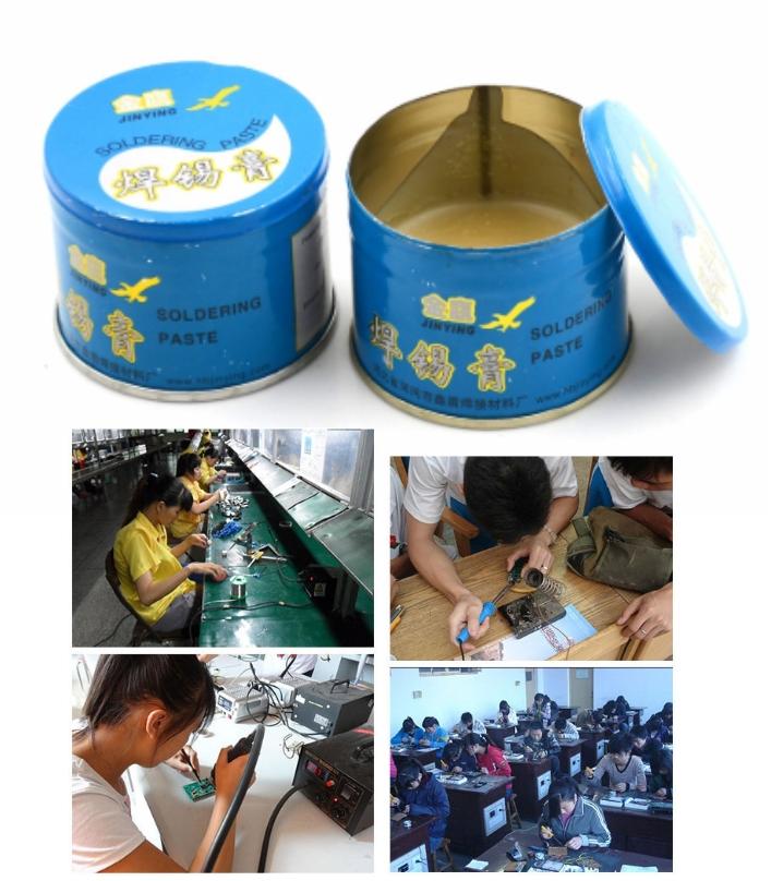 30g GoldenEagle soldering Paste flux rosin Welding