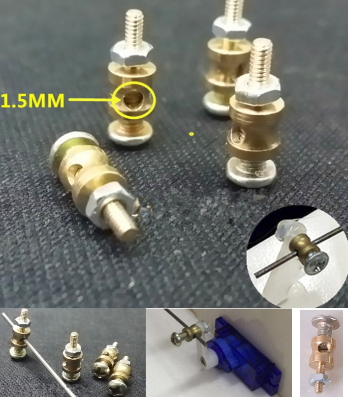 Easylink Servo rudder angle regulator for aircraft