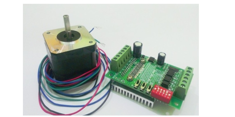42 Step 42BYG250C Stepper Motor With 3A TB6560 Dri