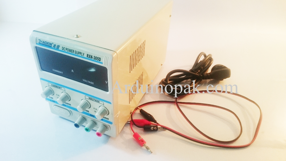 30V 5A Zhaoxin Linear Adjustable DC Power Supply R