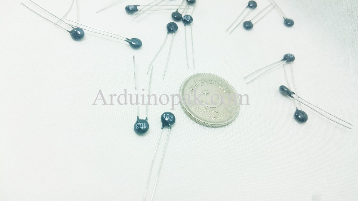 10K Thermistor temperature sensor