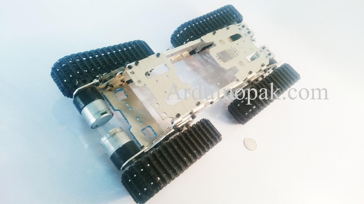 Big Guy Tank Crawler Robotics chassis Intelligent