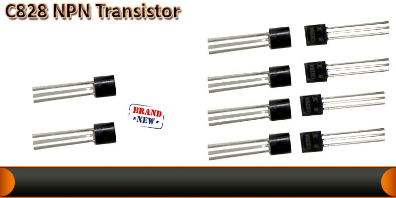 C828 npn transistor
