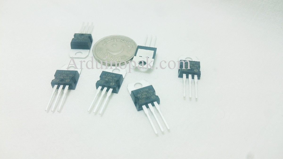 3.3V Voltage Regulator  LD1117V33