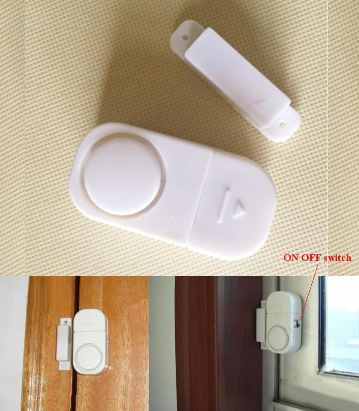 W5058 electromagnetic alarm door window buzzer