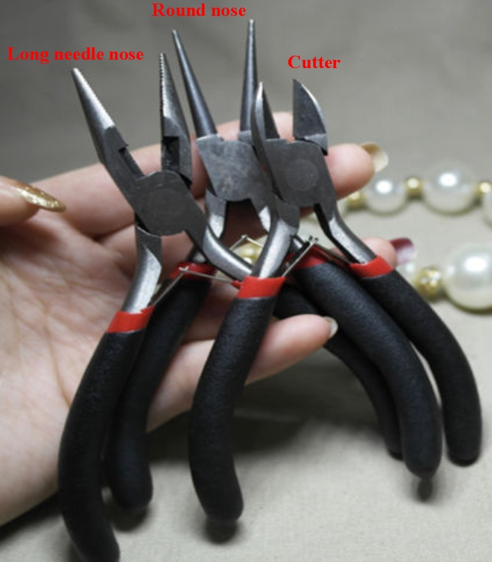 wire Cutter Plier Hobby Craft DIY Beading Jeweller