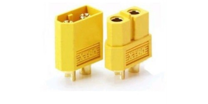 XT60 Bullet Connectors plugs Male/ Female RC lipo