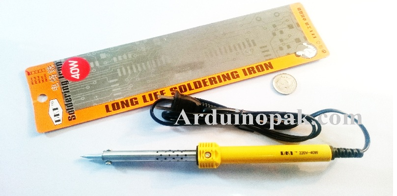 DKT soldering iron with light 40W electric iron th