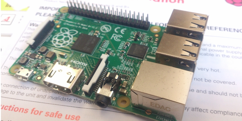 RASPBERRY Pi Model B+ revision 1.2 Board - 512MB R