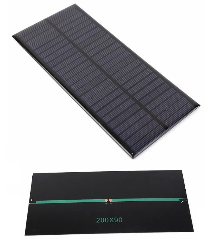 Solar Panel 12V 2.1W Monocrystalline silicon