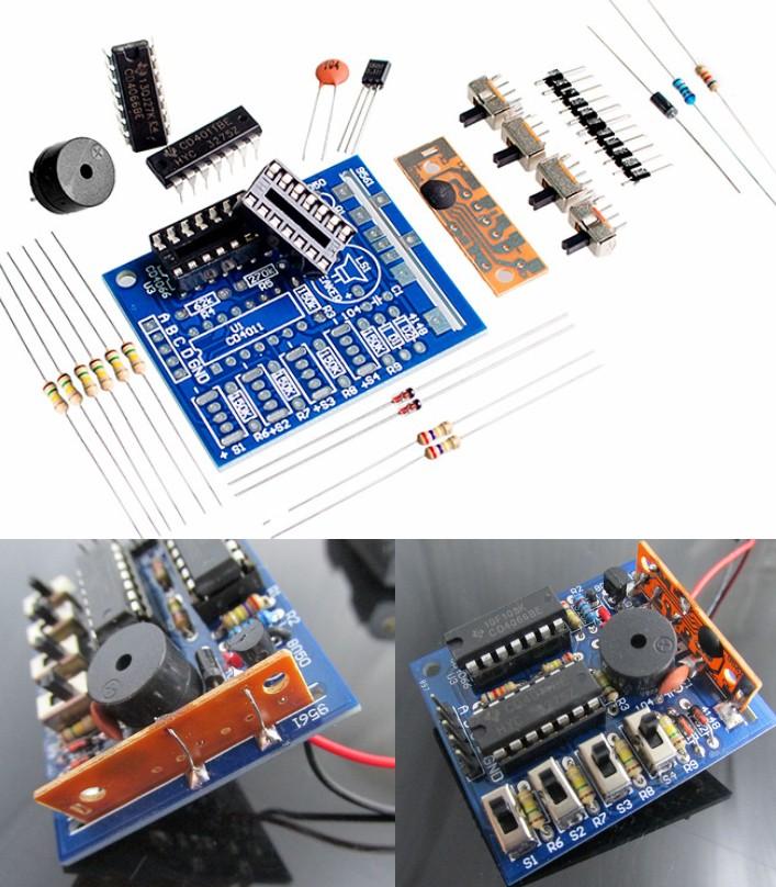 16 Music Box 16 Sound Box DIY Kit electronic produ