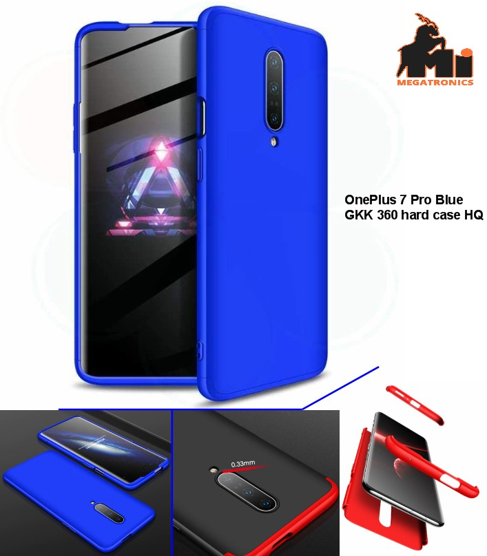 OnePlus 7 pro GKK 360 Degree Protection Case Cover