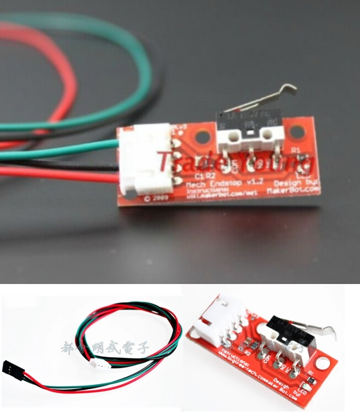 Endstop RAMPS 1.4 Limit switch for 3D printer