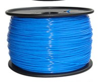 3D Printer Filament ABS 1.75 Blue color HQ